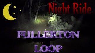 Fullerton Loop Night Ride