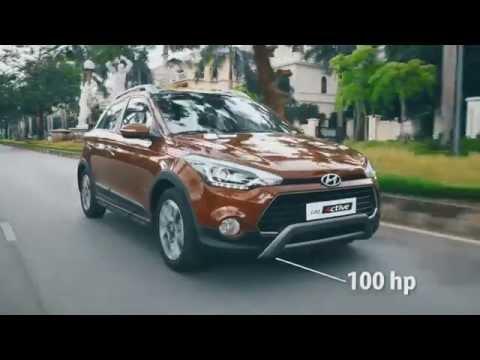 Giới thiệu chi tiết Hyundai i20 Active 2017