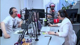 Радио «Комсомольская правда» впервые вышло в прямой федеральный эфир из Великого Новгорода