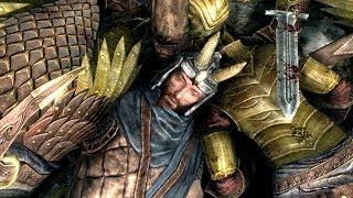 Эпические битвы TES V: Skyrim [Epic Battle] Часть 1