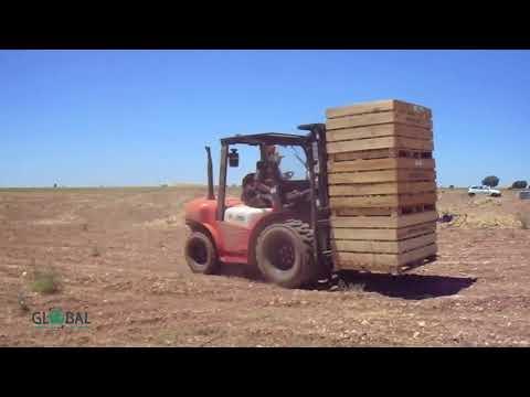 Vídeos 2 realizado para Global carretillas