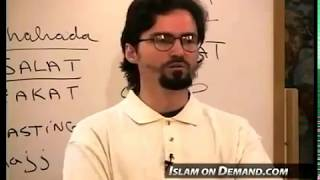 "Pillars of Practice (Part 2 of 2) - ""Foundations of Islam"" by Hamza Yusuf."
