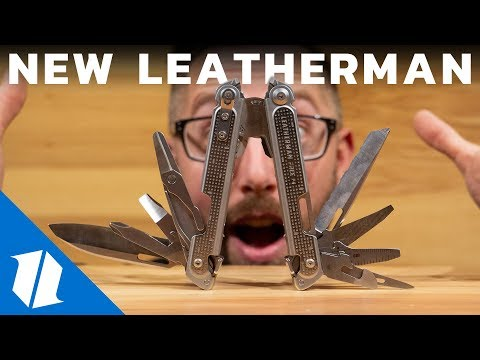 NEW Leatherman MultiTools | SHOT Show 2019