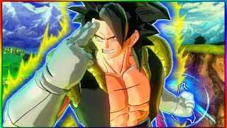 I used every Fusion attack in Dragon Ball Xenoverse 2