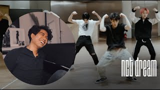 Performer Reacts to NCT Dream 'Diggity' + 'Hello Future' Dance Practices | Jeff Avenue