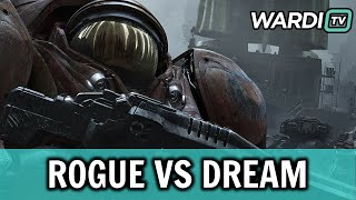 Rogue vs Dream - $15k NEXT Winter 2020 Group Stages (ZvT)