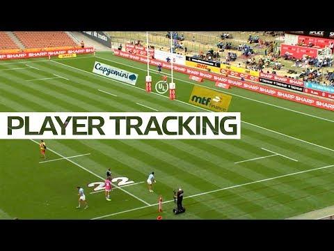 Player Tracking: Bazan Velez's 35M touchline conversion