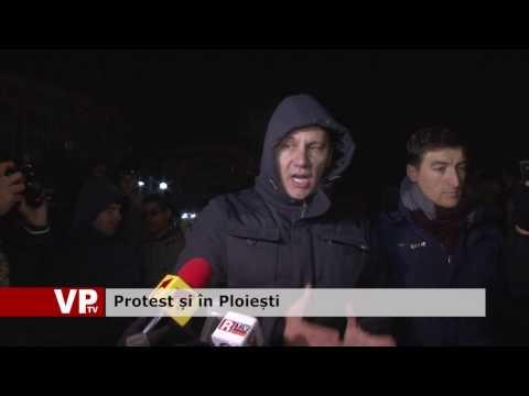 Protest și în Ploiești