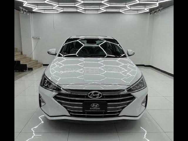 Hyundai Elantra 2021 for Sale in Rawalpindi
