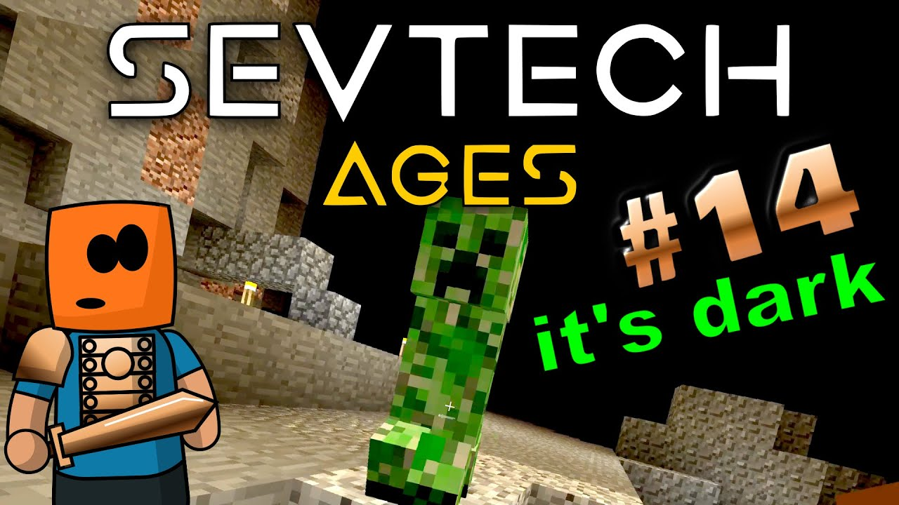 Minecraft - The Beneath Dimension - SevTech Ages #14