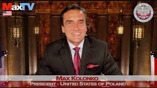 Prez. Max Kolonko do Prez.Trumpa: Stany Zjednoczone Polski