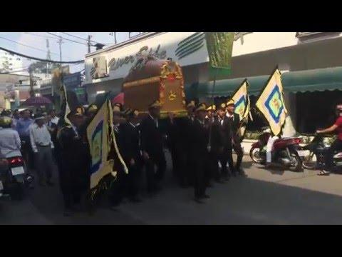 Lễ động quan Ông Nguyễn Thành Lên
