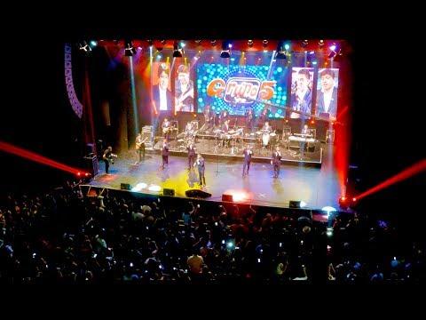 GRUPO 5 - TEATRO GRAN REX (45 Aniversario en Buenos Aires - Argentina)