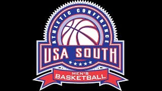 2019 USA South Men's Basketball Tournament - Semifinal #2