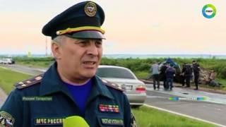 «Спасать было некого»: подробности ДТП в Татарстане