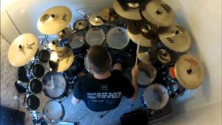 Avenged Sevenfold-Brompton Cocktail drum cover