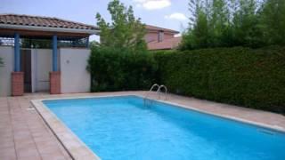 Preview Picture Of Video U0027Cugnaux Appartement Jardin Piscineu0027