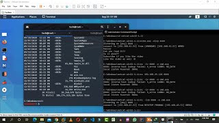 Chat Server Using Netcat | How to install Netcat in windows 10 | Remote shells in Win10 & kali