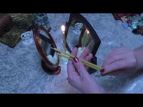 #Приворот с #зеркалами и #свечой #РИТУАЛЫ #ПРЕДСКАЗАНИЯ #Светлана_Веда