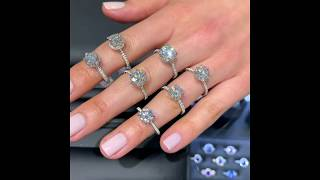 Round Diamond Engagement Ring Designs: IGTV Special