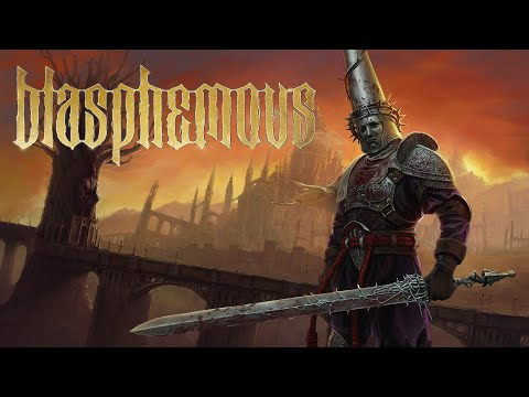Blasphemous - Reveal Trailer (PC, PS4, Xbox One and Nintendo Switch) thumbnail