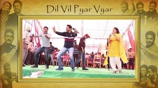 "Dil Vil Pyaar Vyaar - Promotional Tour ""Bathinda"" - 