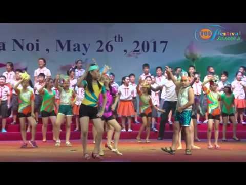 Tiết mục: Summer Summer Song - Festival Bill Gates Schools - Season 5 (2016 - 2017)