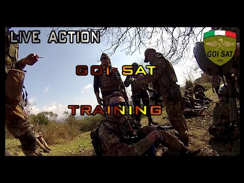 GOI SAT Training (live action)