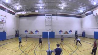 Palouse Volleyball March 27, 2015