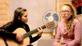 Женя Мильковский, Нервы - Батареи (cover Анна и Света )