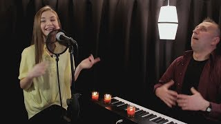 "Krisia Todorova: Singing ""Recovery"" by James Arthur"