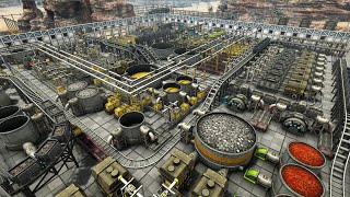 [LIVE🔴] AUTOMATION EMPIRE | Building Automated Factories Factorio Meets Satisfactory Gamepl