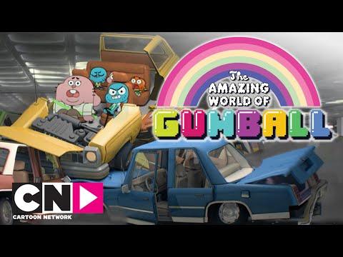Gumball csodálatos világa   Univerzális távirányító   Cartoon Network letöltés