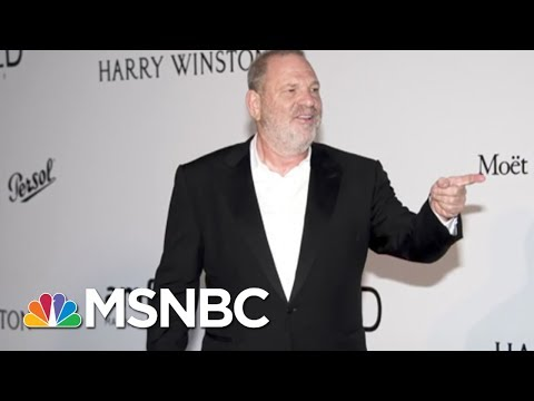 After Harvey Weinstein Revelations Will More Stick Up For Women? | AM Joy | MSNBC