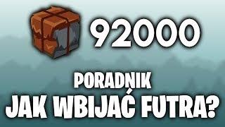 Jak zdobyłem 92 000 FUTER? | Poradnik o prostym WBIJANIU 60k FUTRA - Goodgame Empire