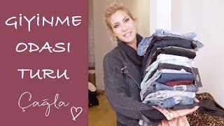 Çağla | Giyinme Odası Turu & Dolap Detoksu | Moda-Güzellik
