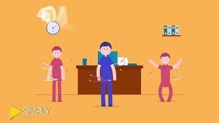Wellsteps Animated Explainer Campaign Video