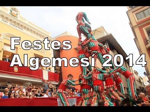 FESTES MARE DE DEU DE LA SALUT ALGEMESÍ