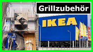 Grillzubehör bei Ikea 2020 [Zubehör fürs Grillen] Empfehlungen, Tipps und Tricks
