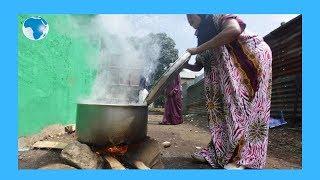 Eid al-Fitr preparations as Lamu Muslims  throng shops and business