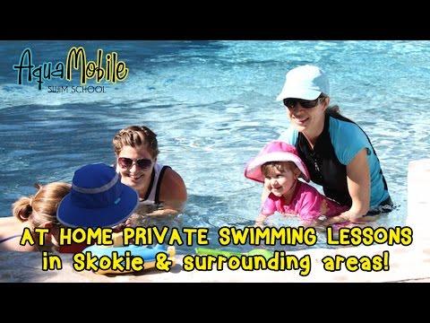 Skokie, Illinois at Home Swim Lessons