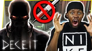 THE BIGGEST LETHAL INJECTION FAIL EVER! - Deceit Gameplay