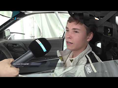 Rallycross Cup 2018 v Sedlčanské kotlině