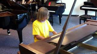 Dragonforce Through The Fire And Flames Piano