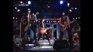 KISS   I Love It Loud w. Ace Frehley German HDTV (1982) HD TV Vorsicht Musik