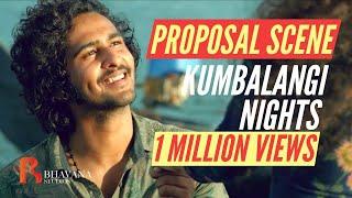 ഊളയെ പ്രേമിച്ച പെൺകുട്ടി | Full Scene | Kumbalangi Nights | Anna Ben | Shane Nigam