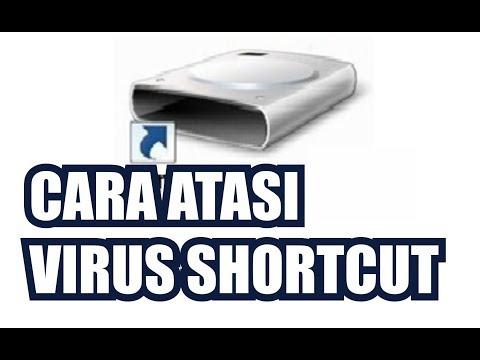 Video Cara Hilangkan Virus Shortcut