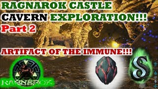 Ark Underwater Cave Locations Ragnarok