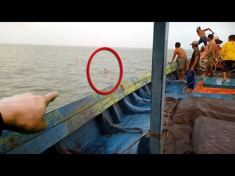 10 Scary Things That Surfaced From the Sea!
