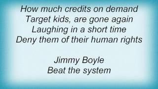 Exploited - Jimmy Boyle Lyrics